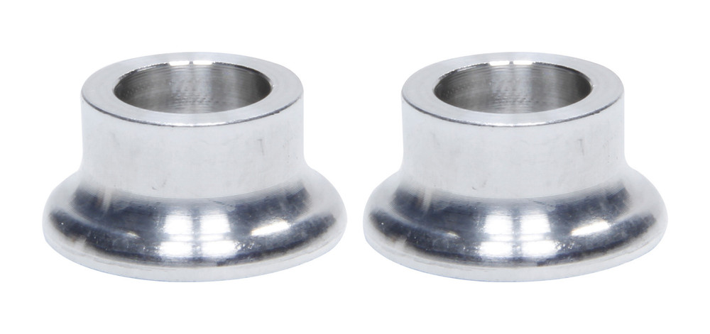 Cone Spacers Alum 1/2in ID x 1/2in Long 2pk TIP8222 Sprint Car Ti22 Performance