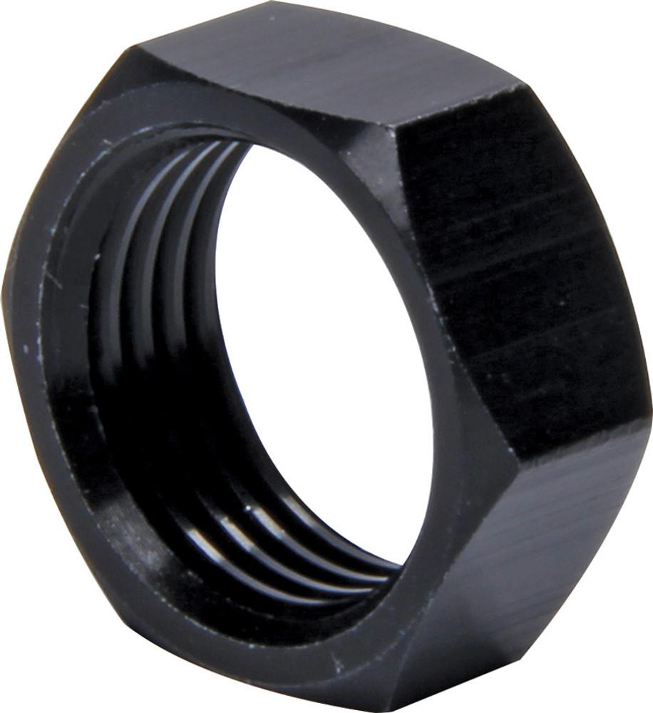 Jam Nuts 5/8-18 RH Thin OD Alum Black 10pk TIP8272-10 SprintCar Ti22 Performance