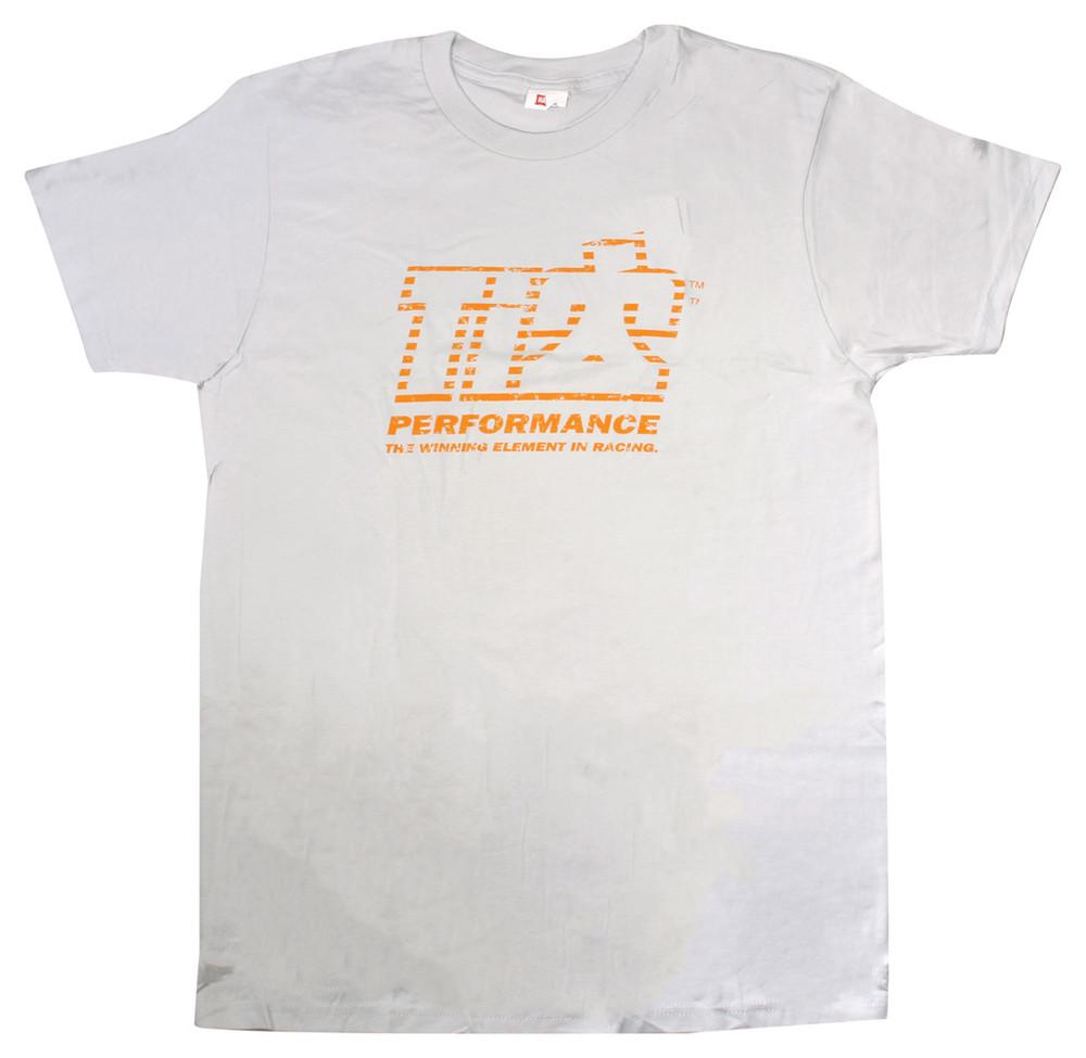 TI22 T-shirt Gray Medium TIP9120M Sprint Car Ti22 Performance
