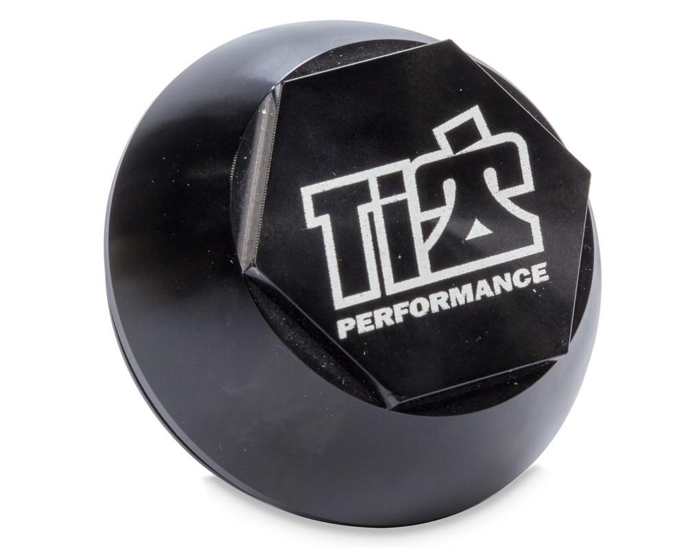 Screw In Dust Cap Black TIP2813 Sprint Car Ti22 Performance
