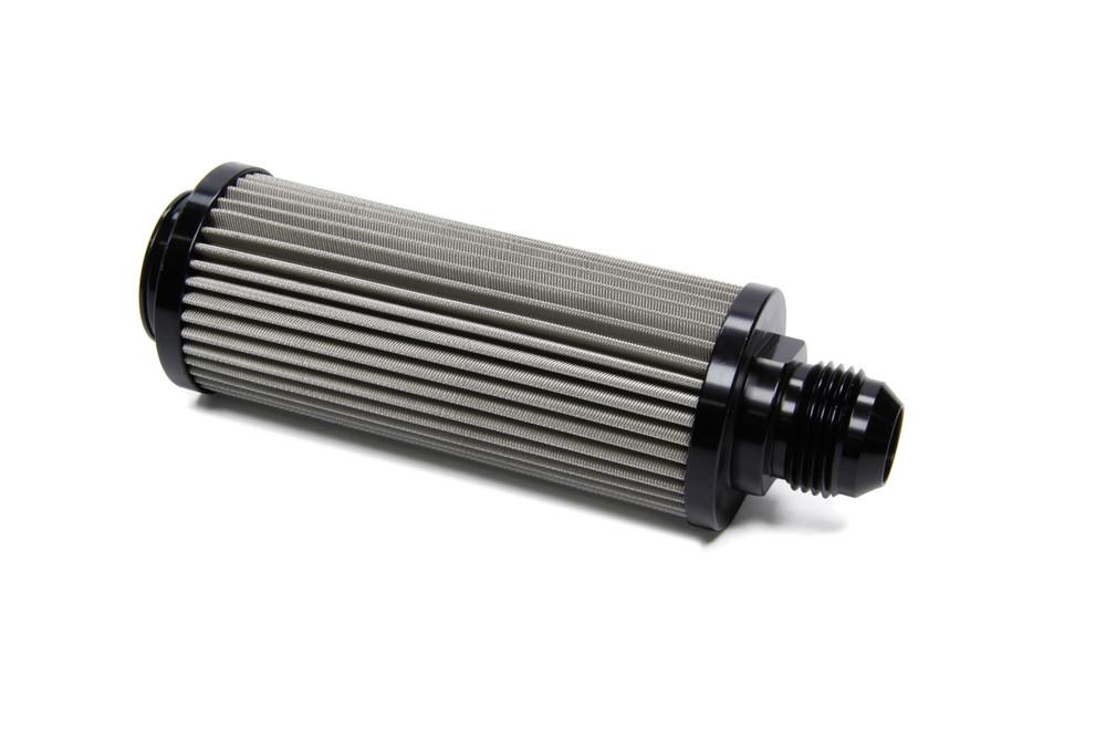 In Tank Filter 60 Micron Straight -12 End TIP5140 SprintCar Ti22 Performance