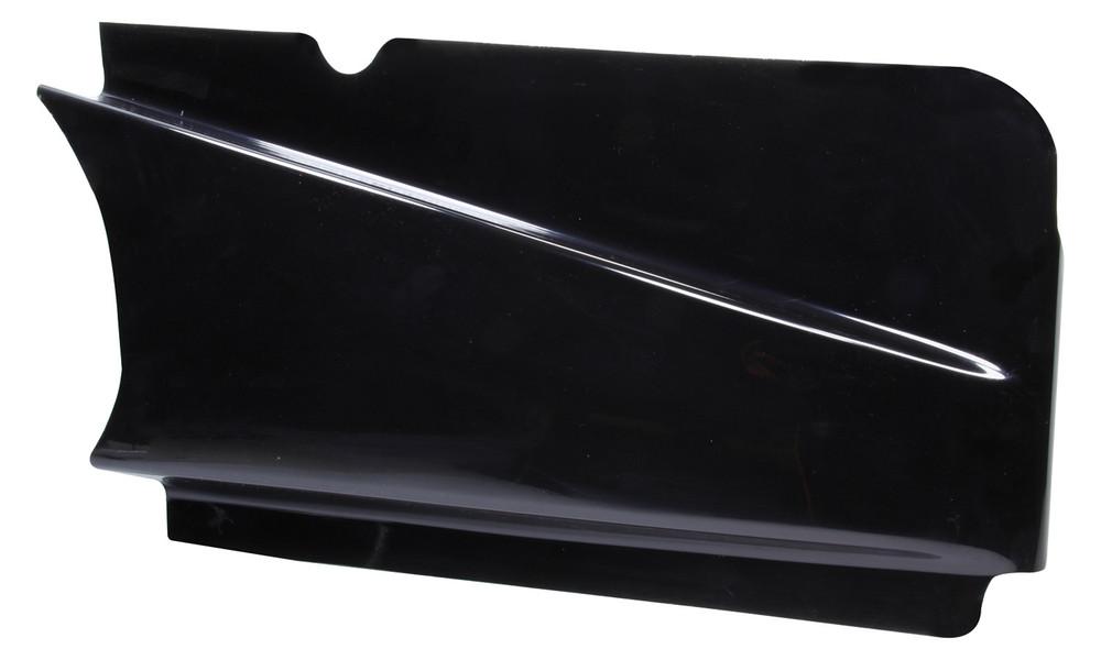 Fiberglass Passenger Side Radius Rod Cover Black Ti22 Performance