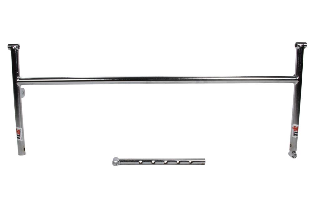 600 Top Wing Tree Chrome 25 x 11 TIP3770 SprintCar Ti22 Performance