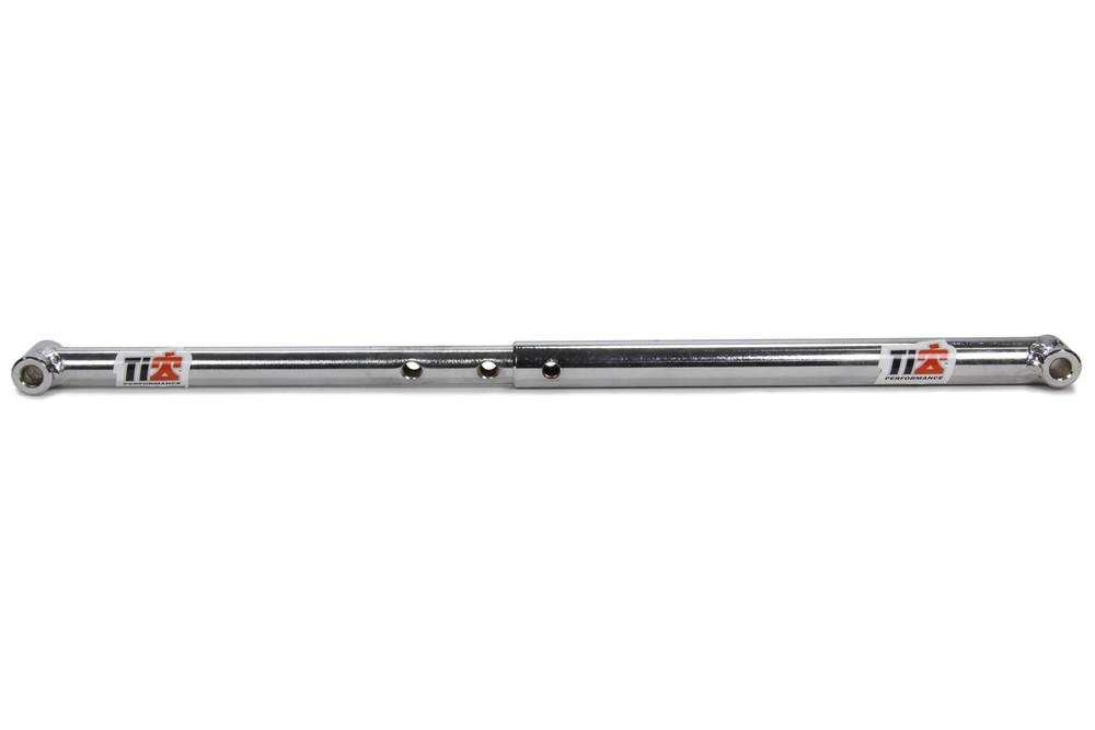 600 Manual Wing Slider Chrome 14in-21in TIP3775 SprintCar Ti22 Performance