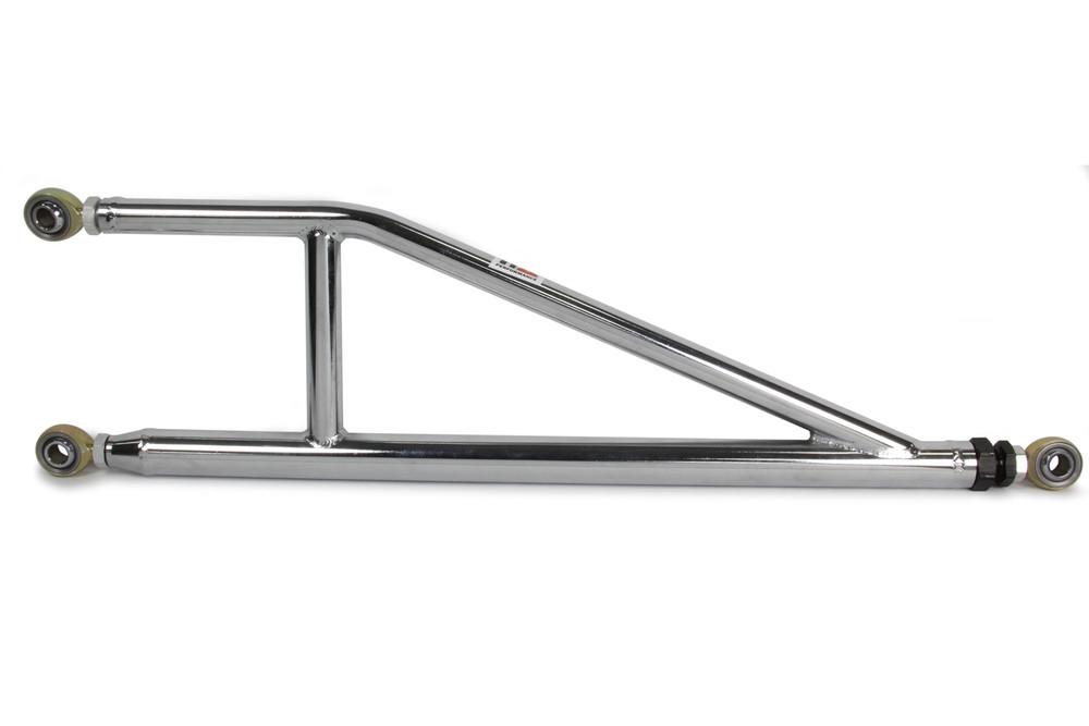 RH Panhard Wishbone 18.5in Chome TIP3971 Sprint Car Ti22 Performance