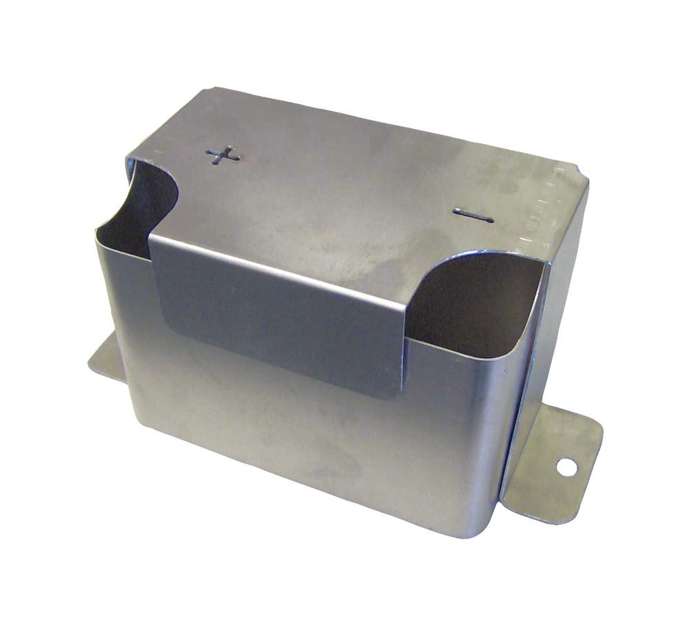 Aluminum Battery Box 6.5inLx4inWx4inH TIP3800 SprintCar Ti22 Performance