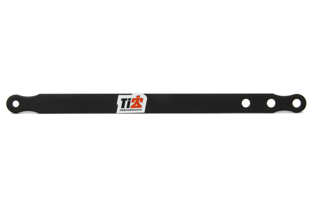 600 Alum Nose Wing Straps 11.5in Long Black TIP3781 Sprint Car Ti22 Performance