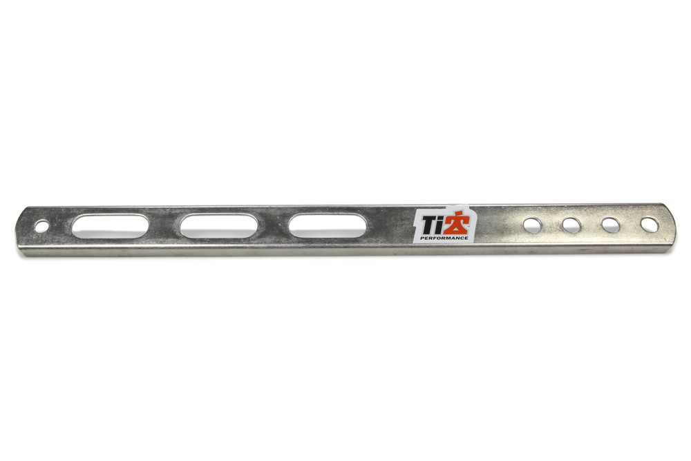 600 Stainless Nose Wing Straps 11.5in Long TIP3784 Sprint Car Ti22 Performance