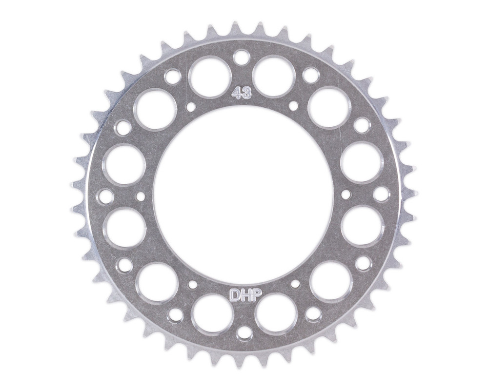600 Rear Sprocket 5.25in Bolt Circle 43T TIP3840-43 Sprint Car Ti22 Performance