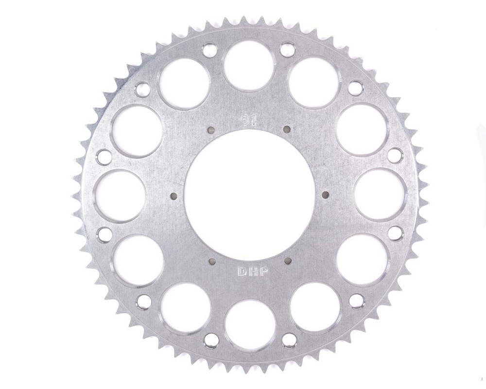 600 Rear Sprocket 5.25in Bolt Circle 61T TIP3840-61 Sprint Car Ti22 Performance