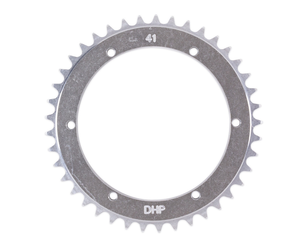 600 Rear Sprocket 6.43in Bolt Circle 41T TIP3841-41 Sprint Car Ti22 Performance