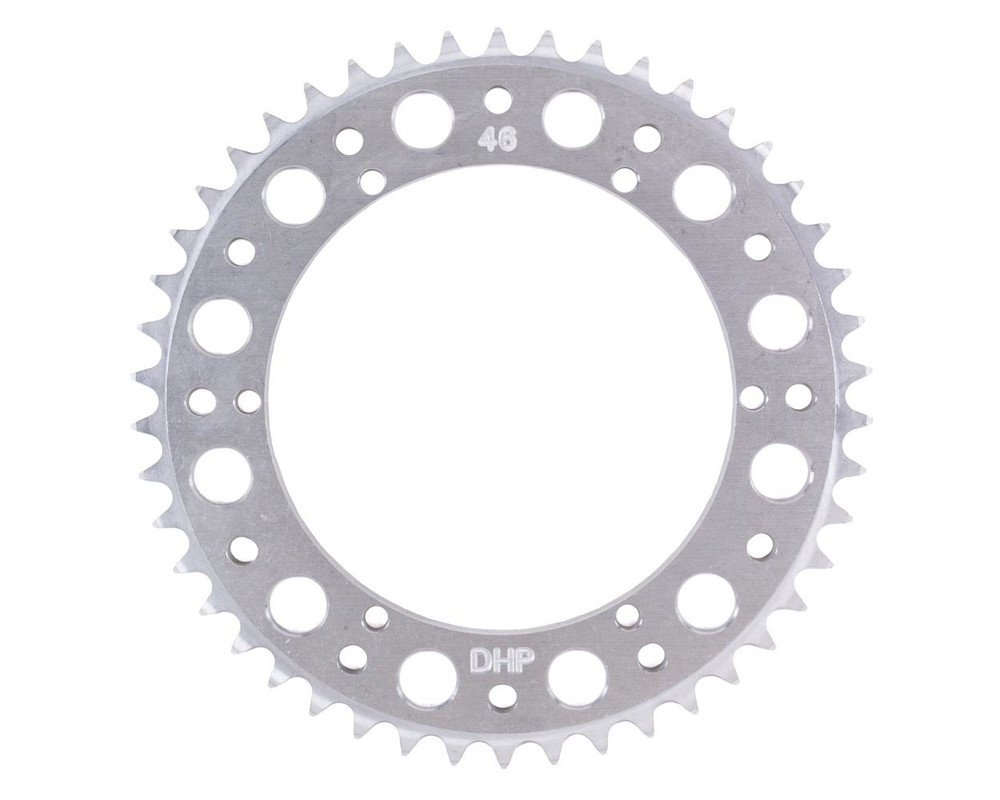 600 Rear Sprocket 6.43in Bolt Circle 46T TIP3841-46 Sprint Car Ti22 Performance