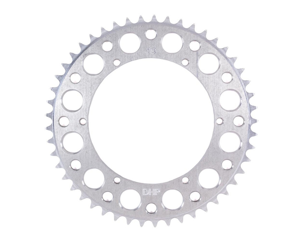 600 Rear Sprocket 6.43in Bolt Circle 49T TIP3841-49 Sprint Car Ti22 Performance