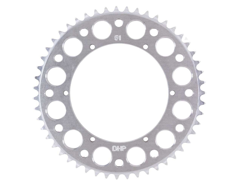 600 Rear Sprocket 6.43in Bolt Circle 51T TIP3841-51 Sprint Car Ti22 Performance