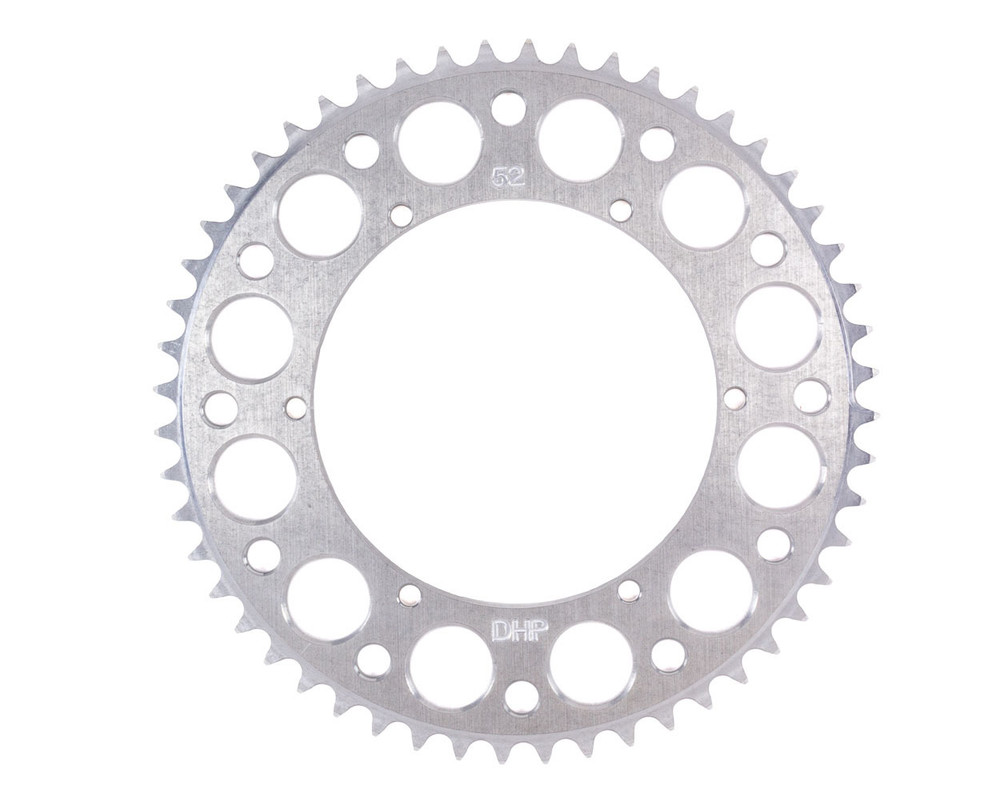600 Rear Sprocket 6.43in Bolt Circle 52T TIP3841-52 Sprint Car Ti22 Performance