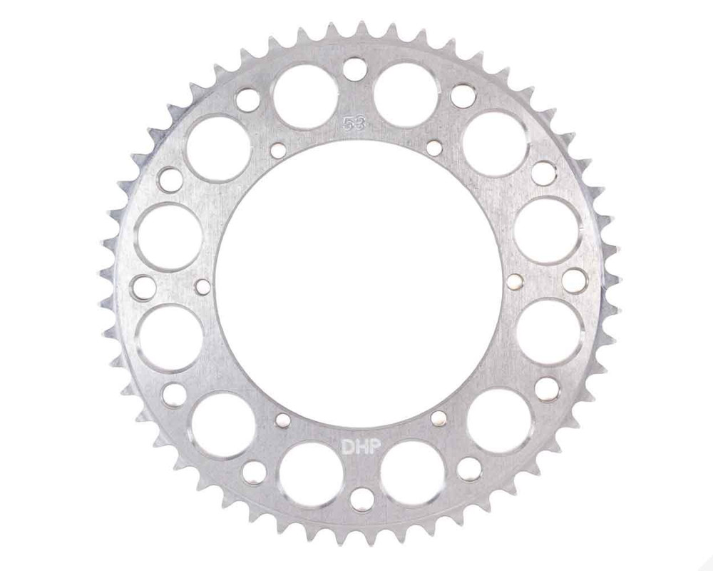 600 Rear Sprocket 6.43in Bolt Circle 53T TIP3841-53 Sprint Car Ti22 Performance
