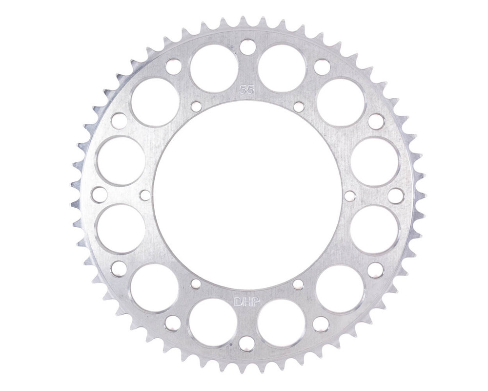 600 Rear Sprocket 6.43in Bolt Circle 55T TIP3841-55 Sprint Car Ti22 Performance