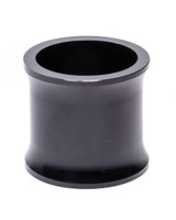 600 2in Axle Spacer Black 1.75in 27 Spline TIP3935 Sprint Car Ti22 Performance