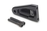 TIP3543 Black Aluminum Steering Arm