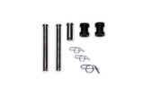 Ladder Pin Kit 3-3/4 Long Titanium W/ 1/2 Pin TIP1070 Sprint Car Ti22 Performance