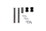 Ladder Pin Kit 3-3/4 Long Titanium W/ 1/2 Pin TIP1070 Sprint Car Ti22 Performance