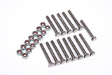 Bumper Bolt Kit Titanium TIP1102 Sprint Car Ti22 Performance