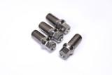 U-Joint Bolt Kit 4pcs Titanium 6pt 7/16x20 7/8 TIP1140 Sprint Car Ti22 Performance