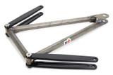 Jacobs Ladder 13-5/8 Titanium With Hardware TIP2434 Sprint Car Ti22 Performance