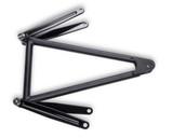 Jacobs Ladder 14 Blk Chromoly w Ti Hardware TIP2436 Sprint Car Ti22 Performance