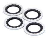 Wheel Disconnect Sealing Washer 4pk TIP4408 Sprint Car Ti22 Performance