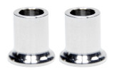 Cone Spacers Alum 1/2in ID x 1in Long 2pk TIP8224 Sprint Car Ti22 Performance