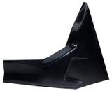 Left Arm Guard LH Black For Saftey Cage TIP8310 Sprint Car Ti22 Performance