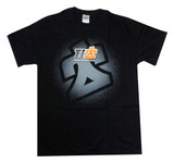 TI22 T-shirt Black Small TIP9100S Sprint Car Ti22 Performance