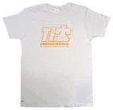 TI22 T-shirt Gray Small TIP9120S Sprint Car Ti22 Performance