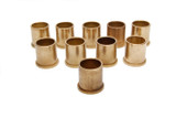 Torsion Bar Bushing .095 Brass 10pk TIP2340-10 Sprint Car Ti22 Performance