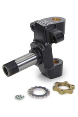 TIP2850 Spindle With Steel Snout W/ Lock Nut Black