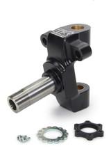 TIP2852 Spindle With Titanium Snout W/ Lock Nut Black
