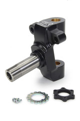 TIP2852 Spindle With Titanium Snout W/ Lock Nut Black