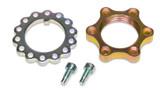 Steel Lock Nut Kit For Spindles Single TIP2856 Sprint Car Ti22 Performance