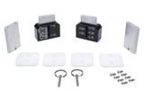 Ti22 Setup Blocks Short Black 1-3/4in-4in TIP2980 Sprint Car Ti22 Performance
