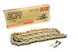 600 Mini Sprint Chain 520ERT2 Gold 130 Length TIP3870 Sprint Car Ti22 Performance