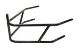 Rear Bumper w/Brace 4130 Black TIP7033 Sprint Car Ti22 Performance