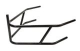 Rear Bumper w/Brace 4130 Black TIP7033 Sprint Car Ti22 Performance