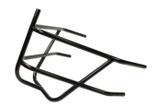 Rear Bumper Basket Style 4130 Black TIP7037 Sprint Car Ti22 Performance