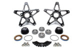 Direct Mount Front Hubs Super Lite Black TIP2801 Sprint Car Ti22 Performance