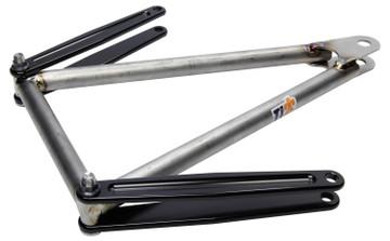 Jacobs Ladder 13-1/4 Titanium With Hardware TIP2431 Sprint Car Ti22 Performance