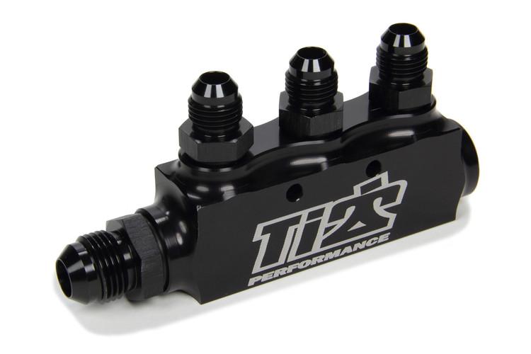 TIP5500 Fuel Block Return Sprint Car Ti22 Performance