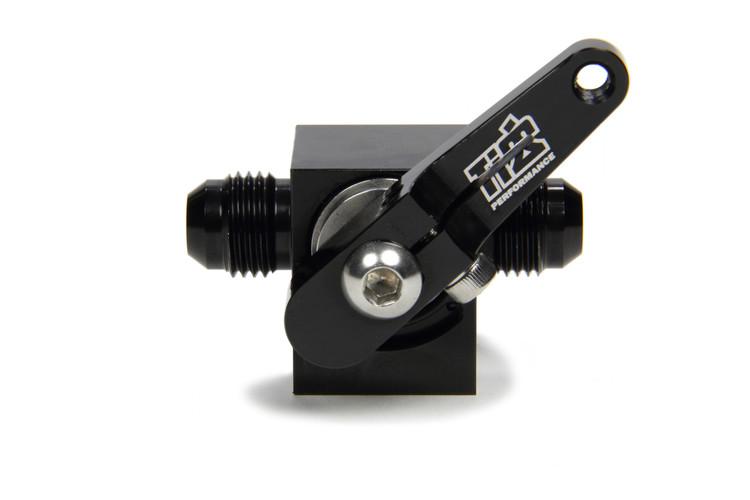 Fuel Shut Off -6 Waterman Style TIP5580 SprintCar Ti22 Performance