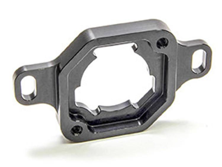Power Steering Pump Mount Adj Black Aluminum TIP3062 SprintCar Ti22 Performance