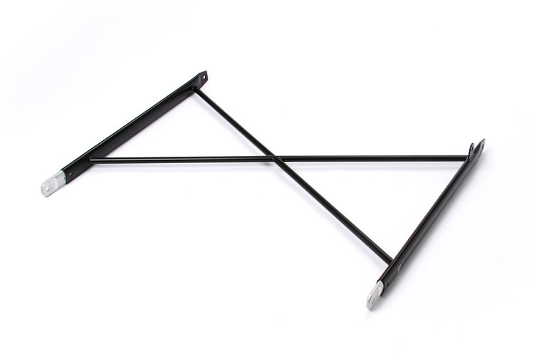 Aero Wing Tree Assembly Black 16in Steel TIP6004 SprintCar Ti22 Performance
